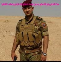 صورة زواج ملازم علي التميمي